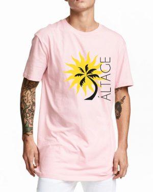 Camiseta Masculina Áltage Estampada
