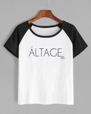 T-shirt Feminina Áltage