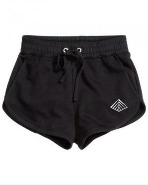 Shorts Boxer Feminino de Moletom